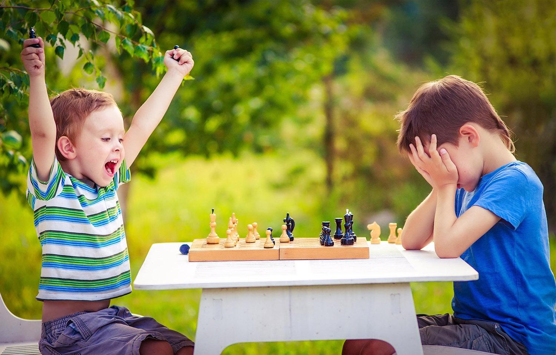 шахматы в детском саду Академия Детства