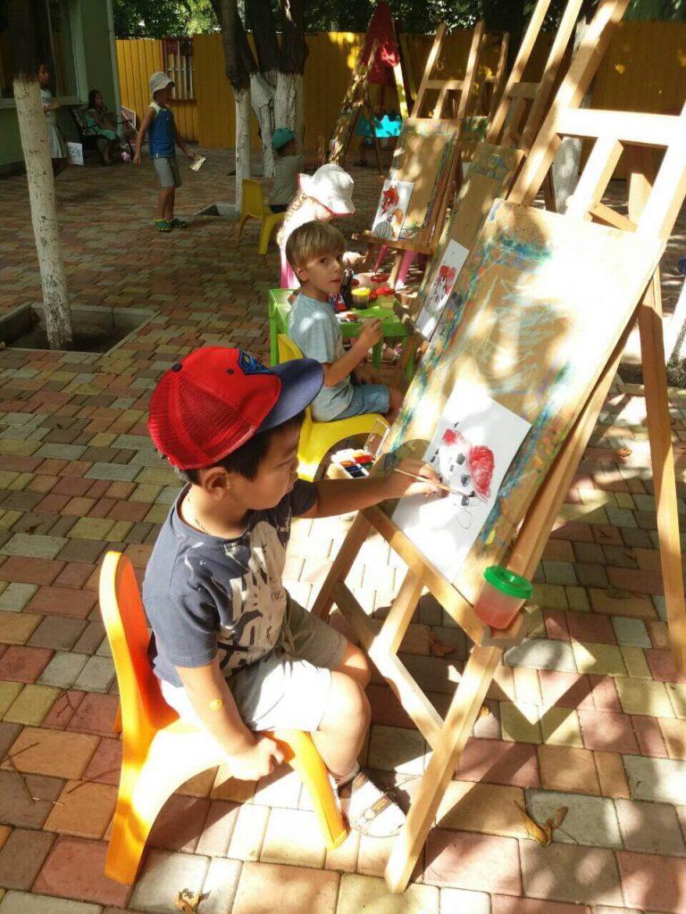 Частный детский сад в Одессе
