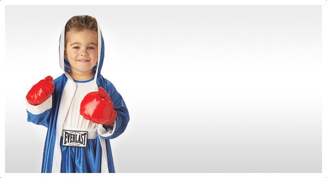 Занятия боксом в Академия Детства