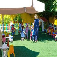 игровая площадка Академия Детства